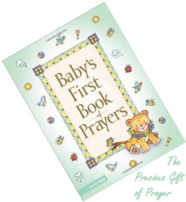 Christian Baby Dedication Gift Ideas