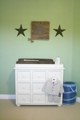 Cowboy Nursery Decor
