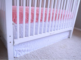 Crib Skirt Sewing Tutorials Patterns And Projects For A