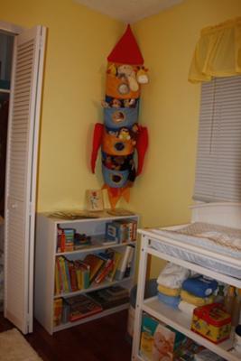 Curious George The Astronaut Baby Nursery Theme Decor