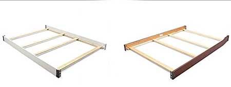 delta baby crib conversion rails toddler bed