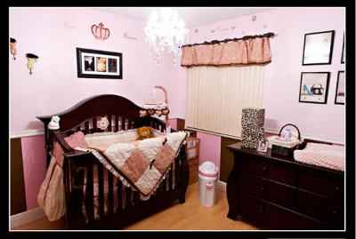 Annabella's Exotic Princess Nursery