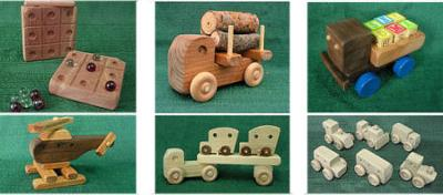 Classic Wooden Toys for Children that Inspire Imaginative and Creative Play