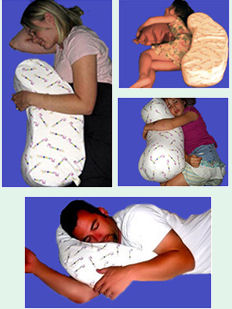 Mumoocie Body PIllow