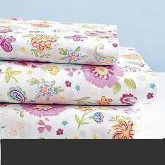 pottery barn kids discontinued closeout discount sale garden party toddler twin duvet cover baby crib bedding pattern theme daisies hot pink yellow pictures baby crib bedding