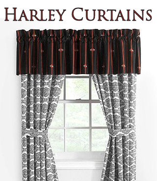 Harley baby nursery curtain panels curtains gathered window valance topper