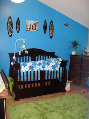 Baby Coles Hawaiian Oasis Nursery