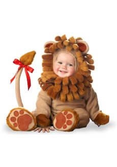 baby lion halloween costume infant newborn plush