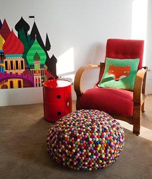 Exotic Moroccan baby nursery theme decor design ideas