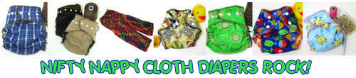nifty nappy cloth diaper samples reviews
