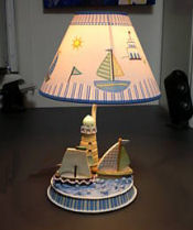 baby nursery lamp shades