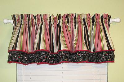 Beautiful Valance Created by my Talented Mother.