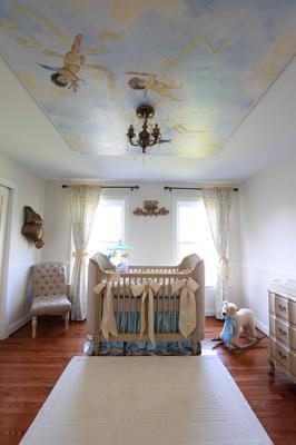 A Little Prince's Nursery Lair