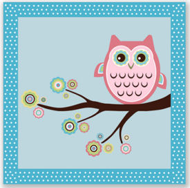 baby owl nursery items decorations wall hangings