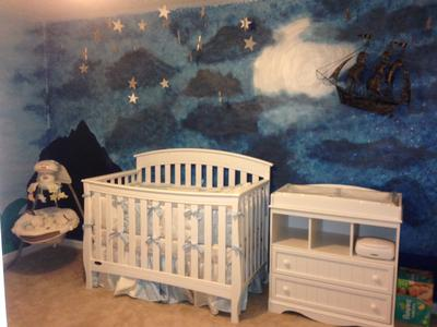 Pan Neverland Theme Nursery Peter Themed