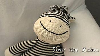 Erin the Zebra