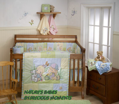 precious moments baby crib bedding set nursery theme pictures girl boy