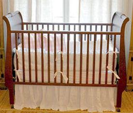 Sleigh crib plans