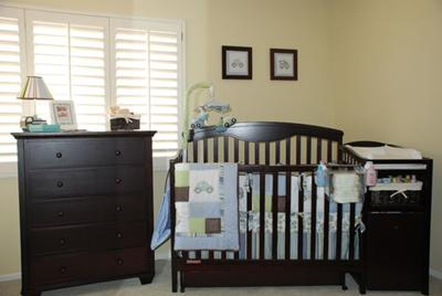 Transportation Nursery Decor