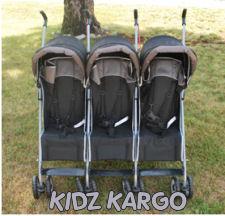 triplet baby stroller triple umbrella stroller best rated