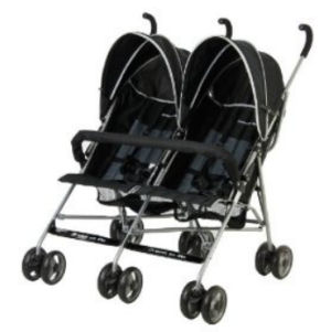 Lightweight double Dream On Me twin umbrella baby stroller