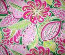 vera bradley baby pink fabric pink pinwheel