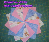 winnie the pooh quilt fabric yard