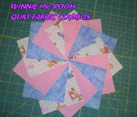 winnie the pooh quilt fabric yard