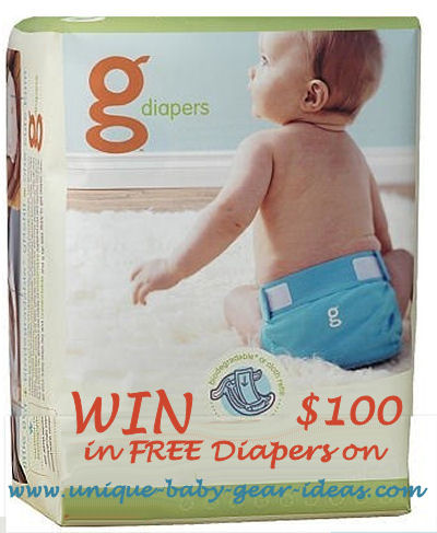 Organic chemical free flushable baby diapers